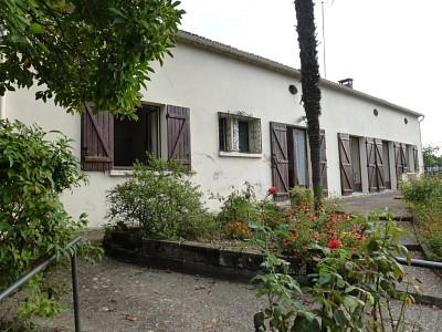 MAISON A VENDRE - LANGON - 75,81 m2 - 160000 €