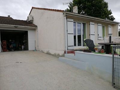 MAISON A VENDRE - LA REOLE - 65 m2 - 159000 €