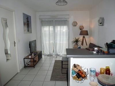 Appt Type 2 avec place de parking A VENDRE - LANGON - 34,14 m2 - 77349 €