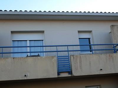Appt TYPE 2 avec 1 place de parking A VENDRE - LANGON - 34,38 m2 - 77349 €