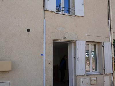 Maison de ville T 4 A VENDRE - LANGON - 70 m2 - 81500 €