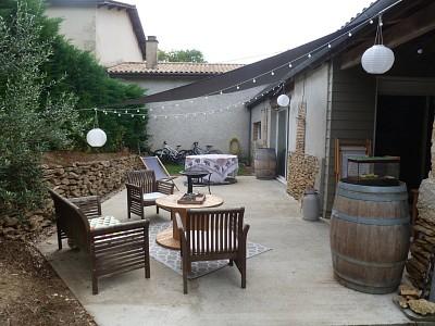Maison T6 avec Jardin A VENDRE - LANGON - 230 m2 - 291500 €