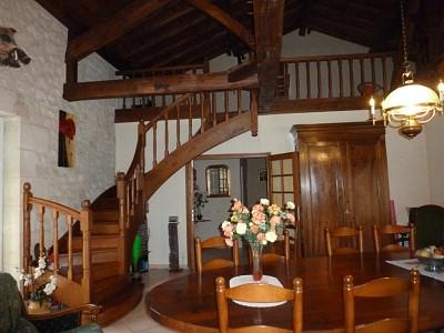 MAISON A VENDRE - LANGON - 177 m2 - 342000 €