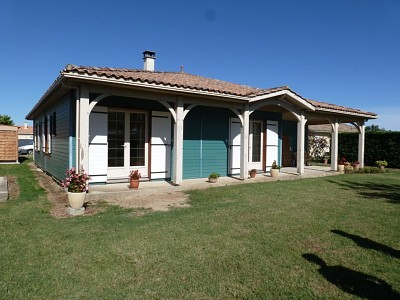 MAISON A VENDRE - STE BAZEILLE - 136 m2 - 185000 €